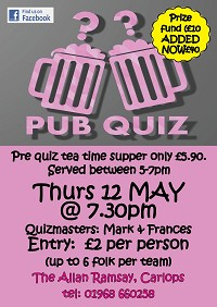 May's Pub Quiz
