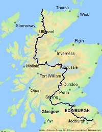 Scottish National Trail